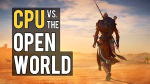 is pubg cpu intensive high cpu usage in open world games youtube