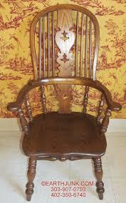 dining room arm chair conant ball oak bowback windsor dining room arm chair ebay