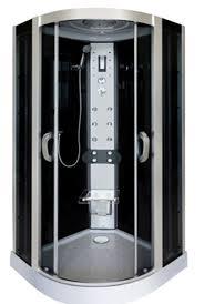 cabina doccia roma cabina doccia idromassaggio nera bricofer