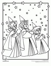 sleeping beauty fairies coloring pages i2 gif