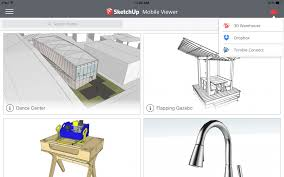 sketch up apk a big refresh for sketchup mobile viewer sketchup