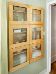 shallow storage cabinet with doors stylish shallow built in cabinets for behind the doors in the