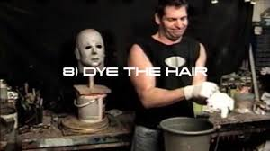 how to make a halloween mask kirk and myers nh killer nhk from
