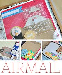 vacation photo albums pre vacation mini album w farina crate paper
