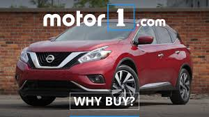 lexus suv hybrid gebraucht why buy 2016 nissan murano platinum awd review youtube