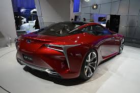 lexus concept lf lc lexus lf lc confirmed to enter production cheaper than lfa