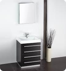 Bathroom Vanity Medicine Cabinet by Fresca Livello 24