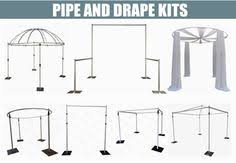 professional wedding backdrop kit how to make a portable wedding backdrop frame with pvc piping