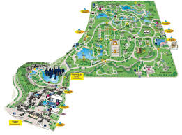 Universal Studios Orlando Map 2015 Splendid China Location Map Orlando Memory