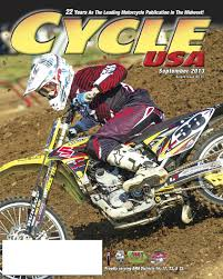 ama district 14 motocross cycle usa sept 13 by cycle usa issuu