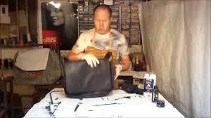 comment teinter un canap en cuir comment reteindre un sac en cuir