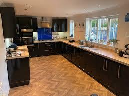white gloss kitchen cupboard wrap kitchen wraps uk kent home