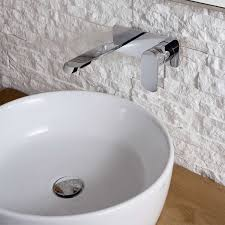 Wall Mounted Sinks Phase Wall Mounted Lavatory Faucet By Graff Yliving