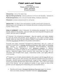 resume exle format government resume exles sle federal attorney template free