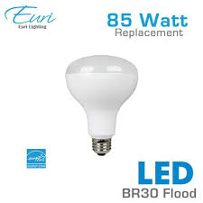 br30 flood light bulbs led br30 light bulb 85 watt equal euri er30 1000 earthled com