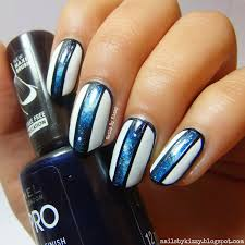 nails by kizzy u0027space age u0027 new years nails