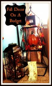 Fall Decorating Ideas On A Budget - tips and ideas on how to decorate for fall on a budget awesome