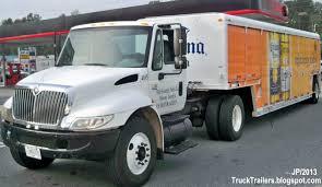 volvo tractor trailer truck trailer transport express freight logistic diesel mack