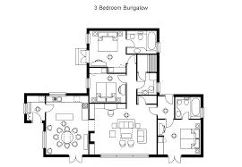 Floor Plan For Bungalow Smart Placement Bungalows Floor Plans Ideas House Plans 44736