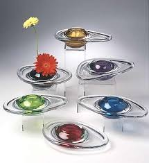 Ikebana Vase Ikebana Vase By David New Small Art Glass Vases Artful Home