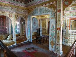 Decorated Rooms Jaisalmer U2013 A Desert Mirage In Western India The Independent Tourist