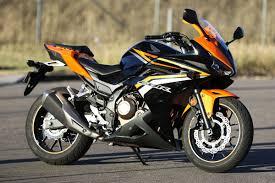 cbr 2016 model review 2016 honda cbr500r cycleonline com au
