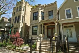 rehabbed greystone two flat in logan square asks 750k curbed