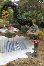 Outdoor Fall Decorating Ideas by Fall Decorating Ideas Hgtv