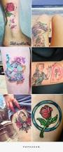 Tattoo Inspired Home Decor Best 25 Belle Tattoo Ideas On Pinterest Beauty And Beast Rose