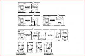 incredible bedroom mobile home floor plans with double wide single