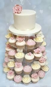 wedding cupcake tower wedding cupcake tower cake by vanilla iced cakesdecor