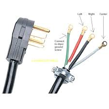 electrical outlet 4 wires how to wire a dryer dryer plug replace