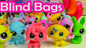 Blind Bag Littlest Pet Shop Lps Blind Bag Haul Littlest Pet Shop Party Stylin Pets Box Case