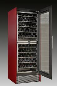 chambrair prestige dual temperature wine cabinet