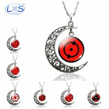 naruto necklace aliexpress images Lonsun naruto sharingan shippuuden eyes pendant necklace charm jpg