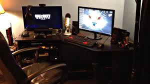 Gaming Setups 50k Subscribers 2014 Gaming Setup Thank You Youtube