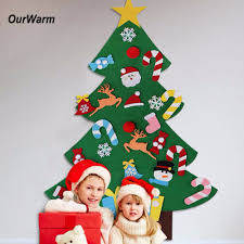 aliexpress com buy ourwarm christmas gifts for 2018 kids diy