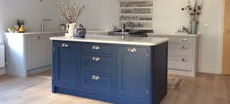 blue kitchen cabinet paint uk kitchen cabinets blue archives russ pike interiors