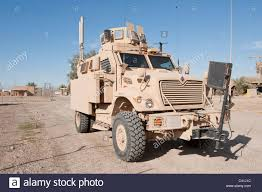 mrap mrap on camp slayer baghdad iraq stock photo royalty free image