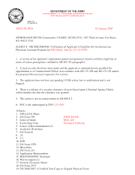 best photos of military letter of recommendation template army