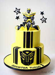 transformers bumblebee and optimus party cake topper transformer bumble bee cake kids cakes bumble bee