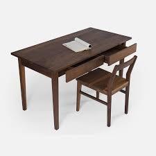 Japanese Desk Table The New Black Walnut Wood Furniture Japanese Style Desk