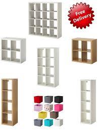 Rek Bookcase Ikea Kallax Shelf Storage Display Unit Bookcase Or Shelving W