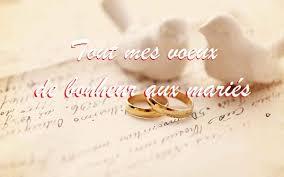 souhaiter joyeux mariage sms de mariage message et sms pour dire