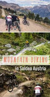 thrillseekers only mountain biking in the bike republic solden
