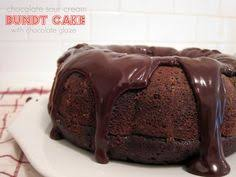 sour cream chocolate bundt cake recipe chocolate bundt cake
