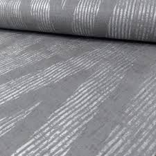 as creation plain textured pattern wallpaper metallic stripe 306453