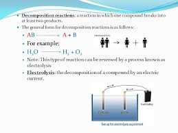 nature of chemical reactions ppt video online download