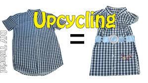 design hemd erwachsenen hemd kinderkleid nähen diy upcycling nähen für