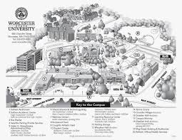 Florida State University Campus Map by Massachusetts Association Of Student Councils